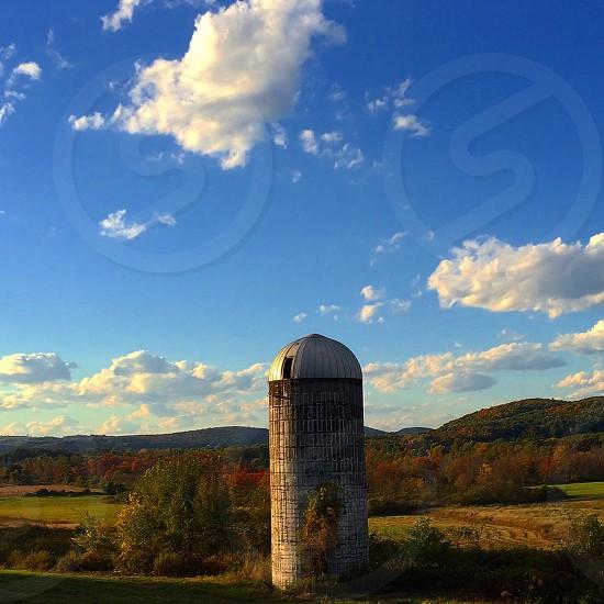 Connecticut on a fine autumn day.  photo
