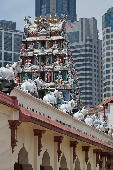Sri Mariamman Temple Singapore photo