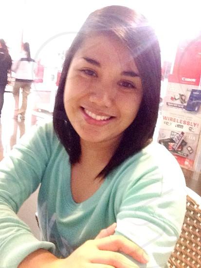 Hello This is Me! Tiara Ingrid Polante 😊 photo
