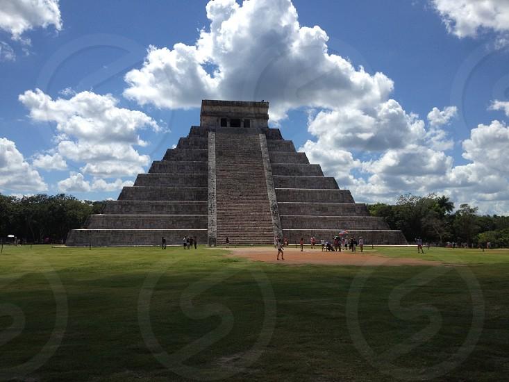 Chichén Itzá photo