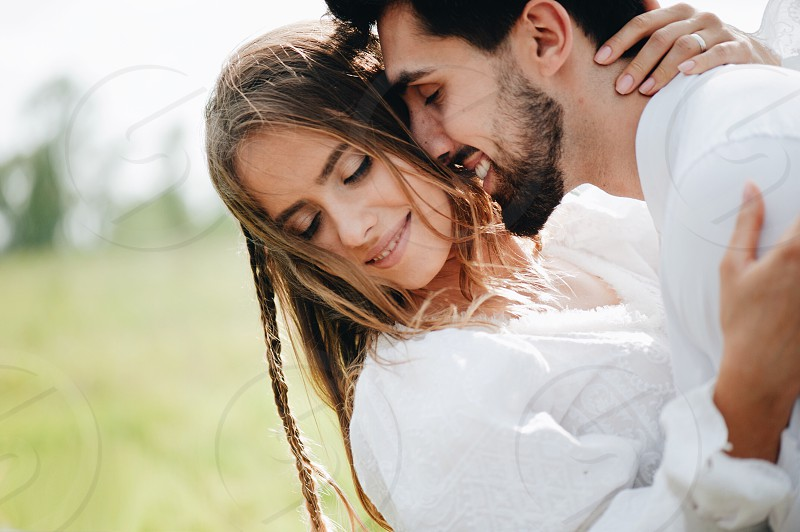 Love passion romance wedding couple valentine's day lovers happiness fun beauty flowers summer youth couple wedding married couple rest date photo