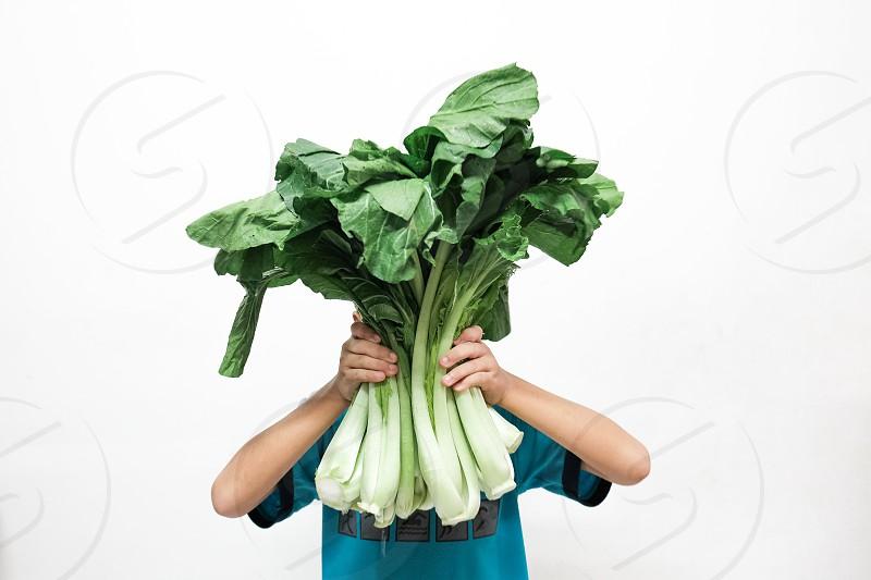 vegetables display photo