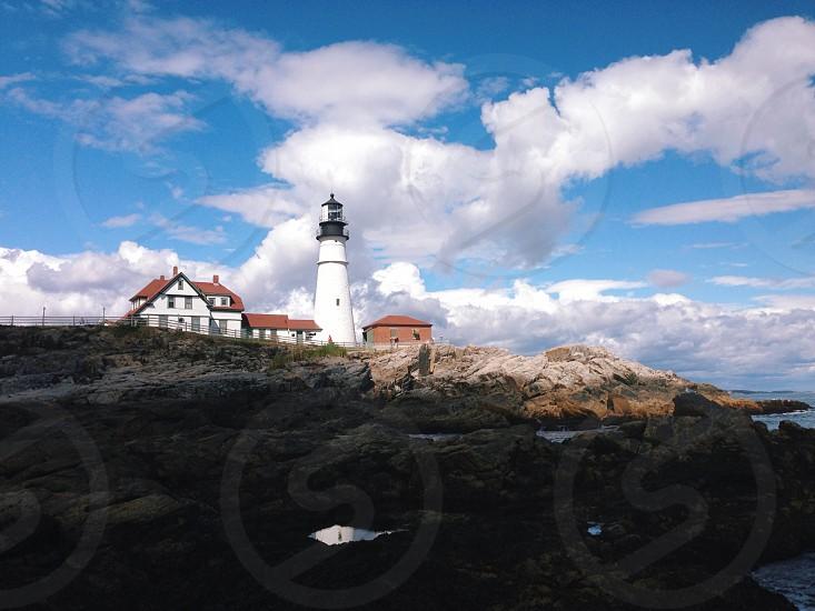 Main lighthouses photo