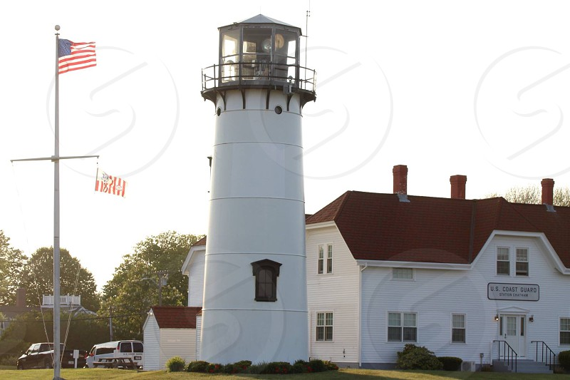 Chatham Light House Cape Cod photo