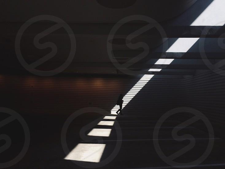 dark room with minimal lighting art photo