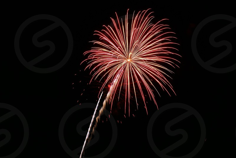 Firework photo