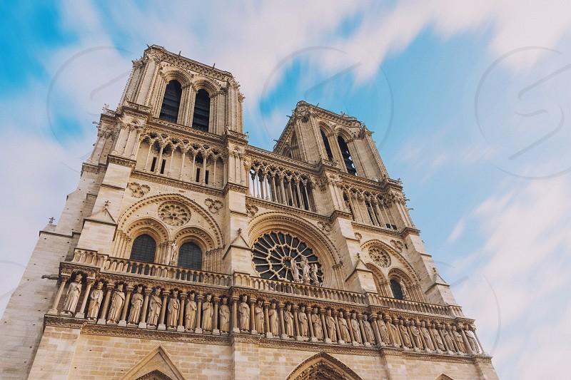 Notre Dame de Paris France photo