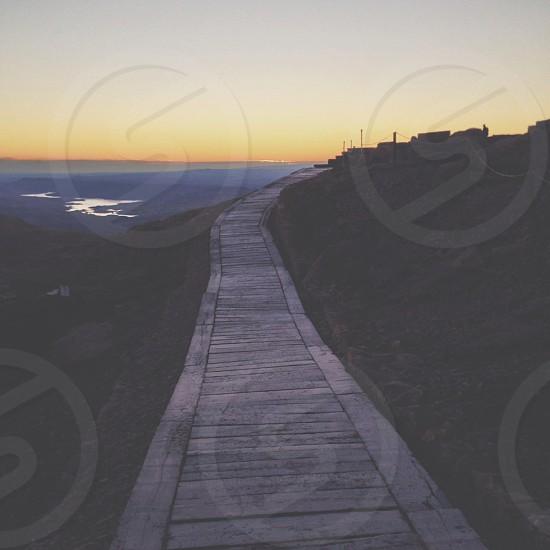 pathway panoramic view photography photo