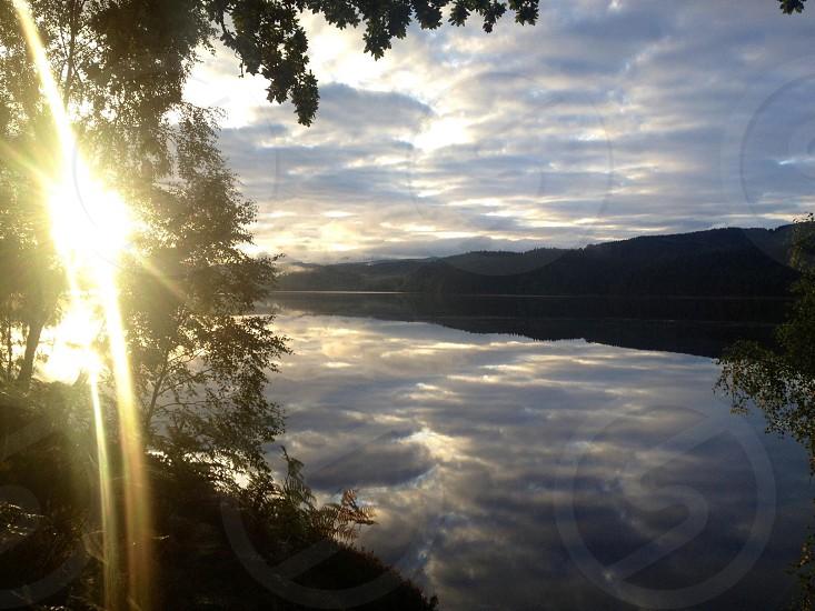 Loch Garry photo
