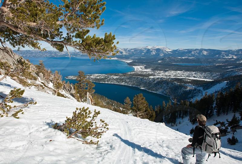 Lake Tahoe California photo