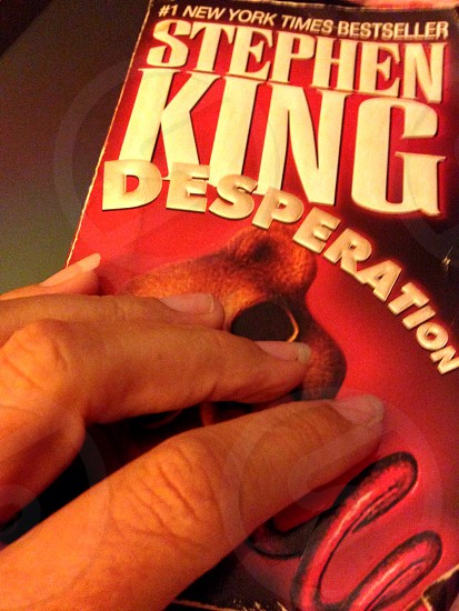 stephen king desperation photo