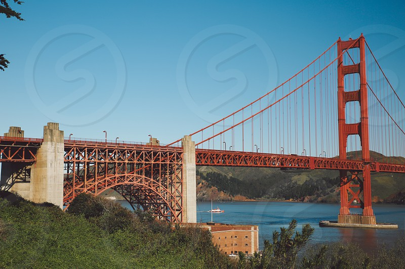 Fort Point San Francisco photo