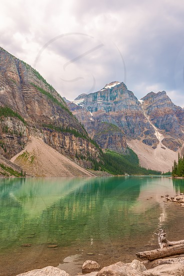 Photo By Vadim Startsev Moraine Lake Banff National Park Canadian Rocky Montains Alberta Canada