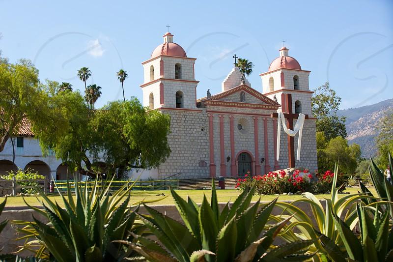 Santa Barbara Mission photo