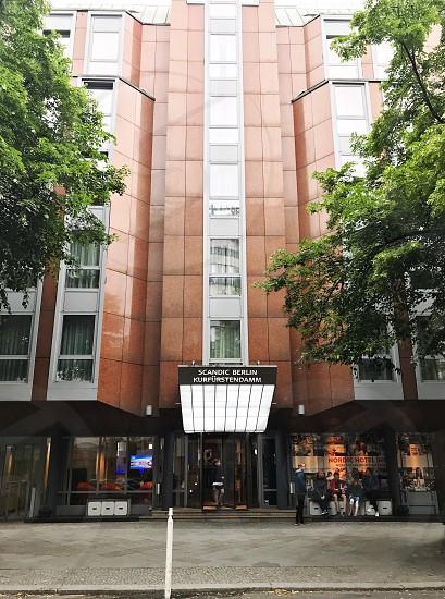 Hotel Berlin scandic Schöneberg  photo