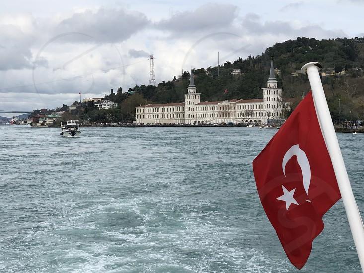 Bosphorus cruise Istanbul Turkey photo