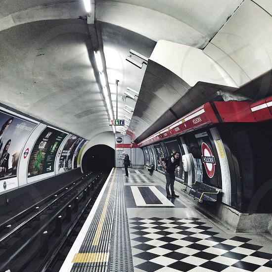 """TUNNEL VISION"" ... #london #F2 photo"