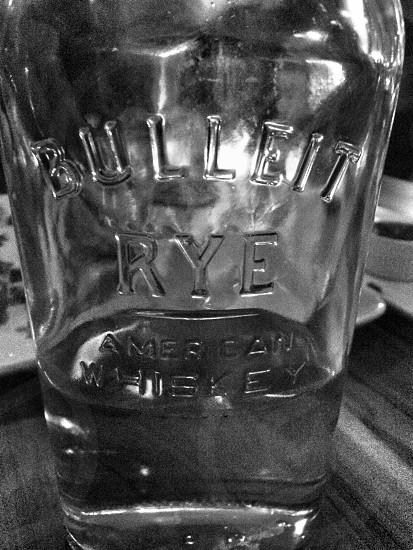 Bulleit Rye American Whiskey bottle photo