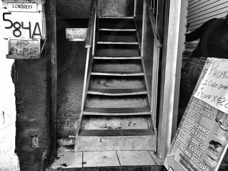 Stairways photo