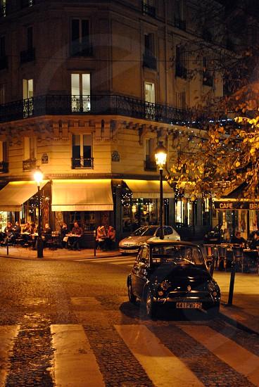 Evening in Paris photo