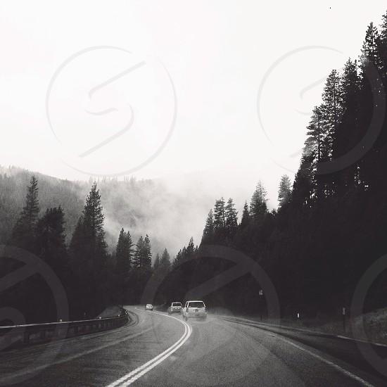 black highway photo