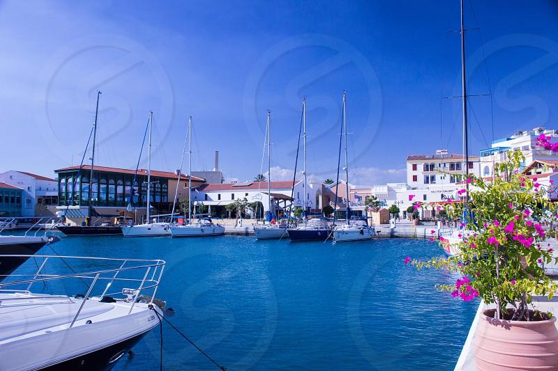 Limassol new port photo