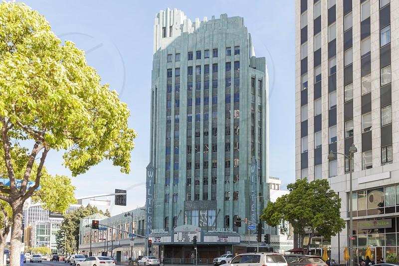 Koreatown Los Angeles California photo