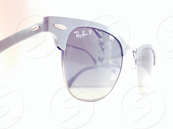 All #metal #rayban #clubmasters  photo
