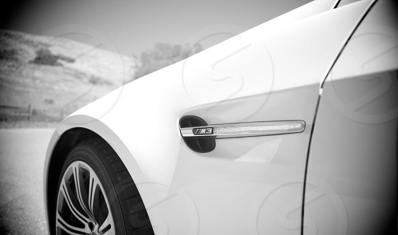 BMW M3 photo