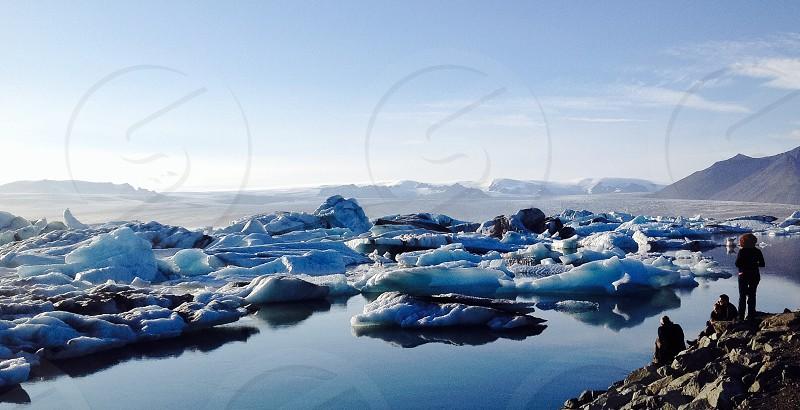 Vatnajökull national park photo