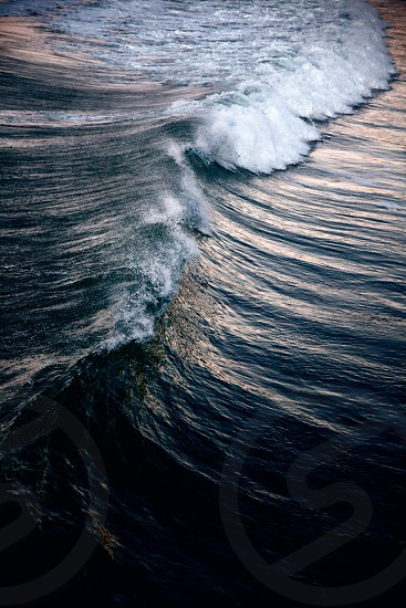 rolling waves photo