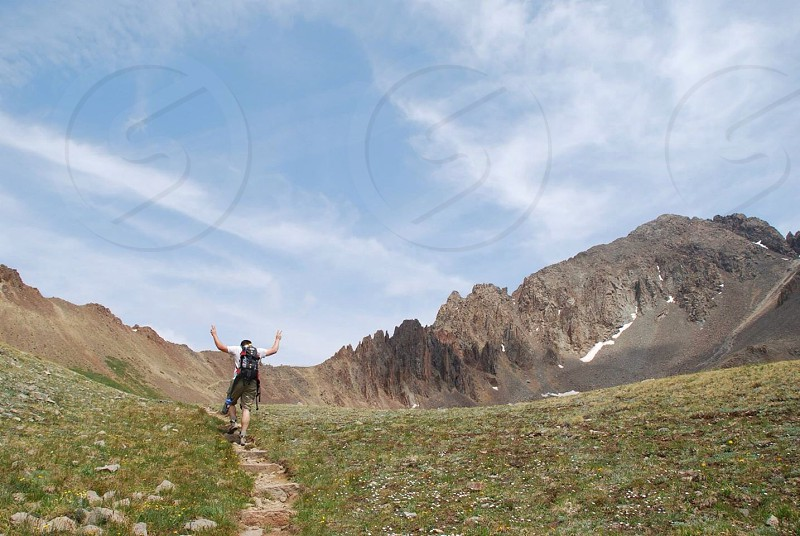 Mt Sneffels  photo
