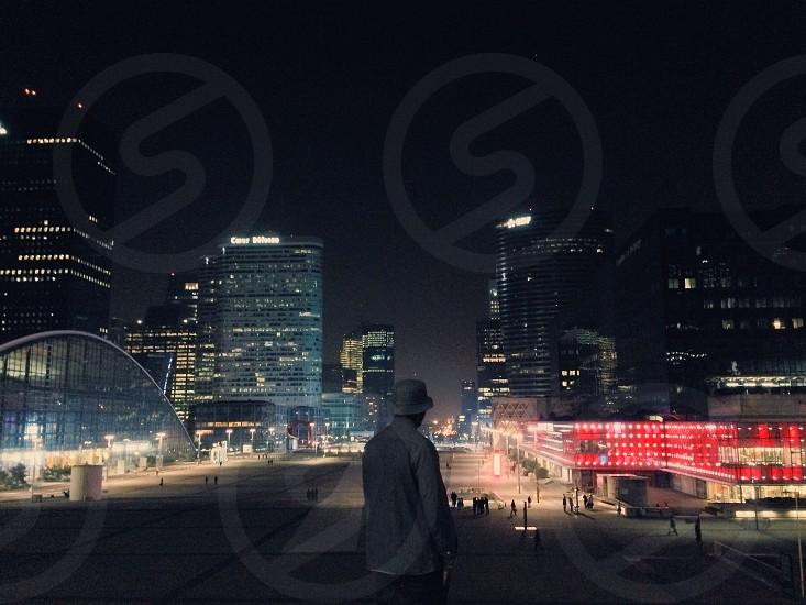 city panoramic view  photo