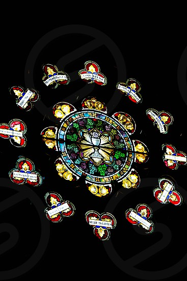 Stained Glass photo