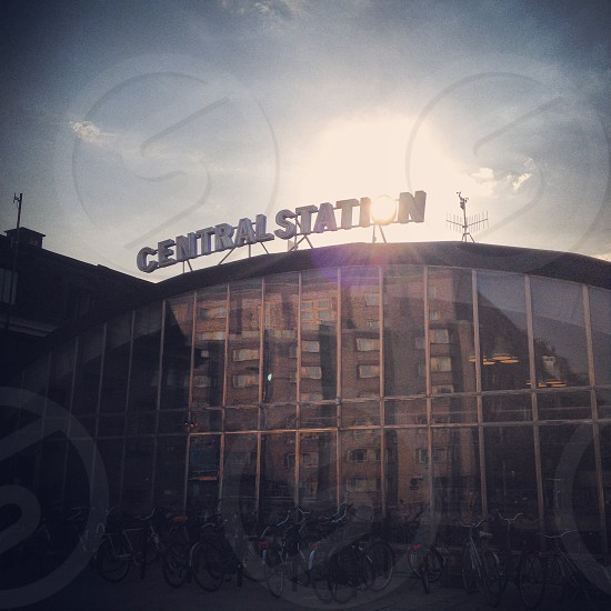 central station building photo