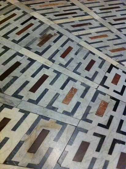 beige brown floor tiles photo