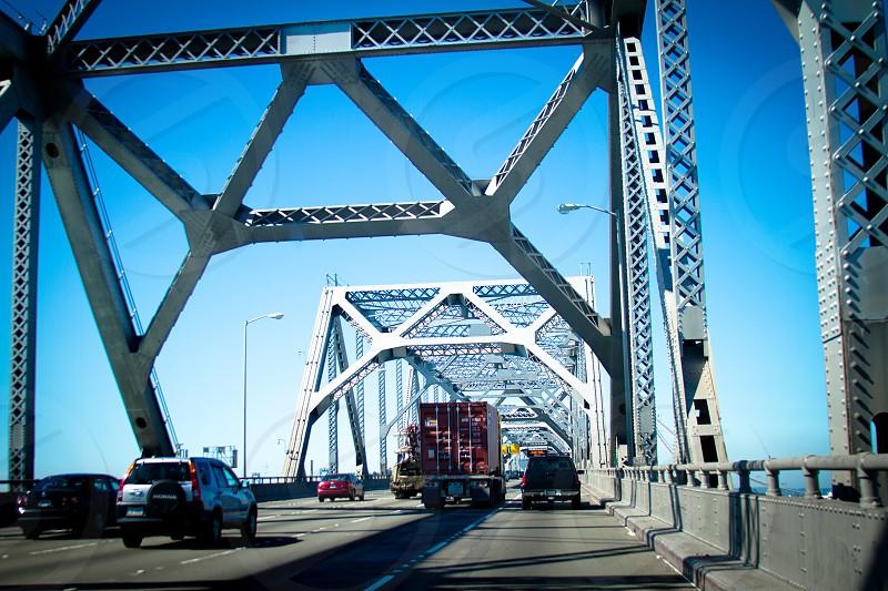Crossing Bridge photo