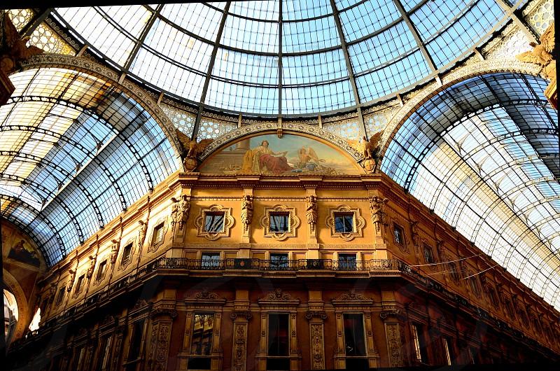 Galleria Vittorio Emanuele Milano  photo