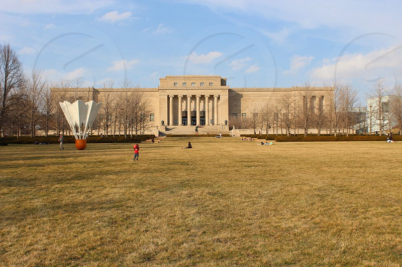 The Nelson-Atkins Museum of Art in Kansas City Missouri photo