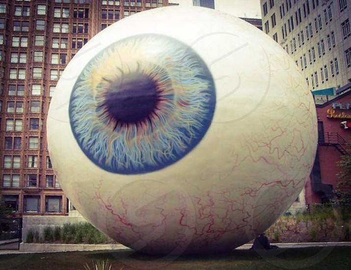 Chicago Eyeball photo