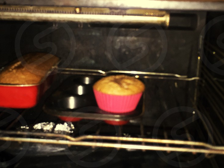 Cake oven baked chocolate sweet holidays cinnamon photo