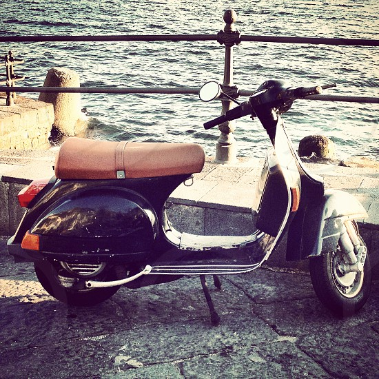 #Italy #Scooter  photo
