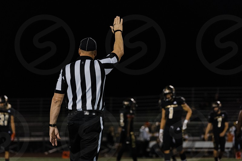 Friday nights are for high school football  photo