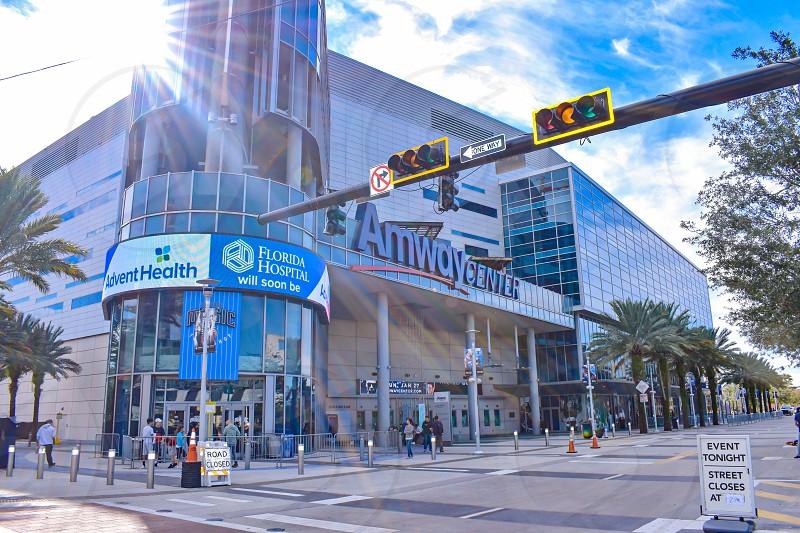 Orlando Florida . December 25 2018. Anway Center in Church street at Orlando Downtown area  at Orlando Downtown area  (3) photo