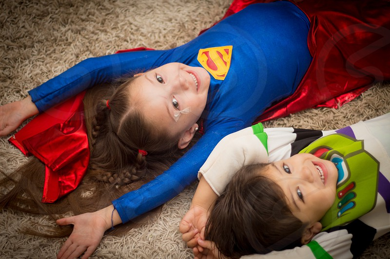 I want to be your superheroe! photo