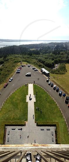 Astoria Oregon column Washington travel tourist vacation photo