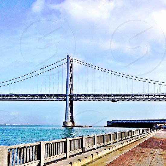 San Francisco Bay Bridge photo
