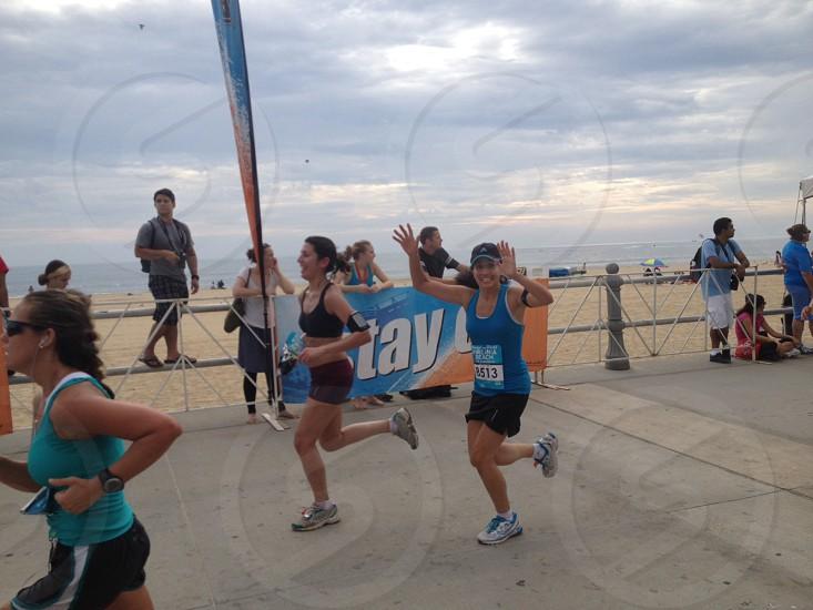 Virginia beach half marathon  photo