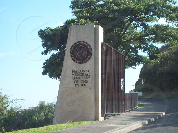 National Memorial Cemetery of the Pacific photo