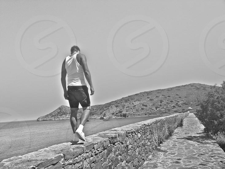 Walking further photo